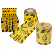 """Papier toaletowy """"Dangerous gases"""""""