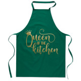 """Bawełniany fartuch """"Queen of the kitchen"""""""